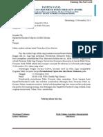 Proposal Natal POBB 2014
