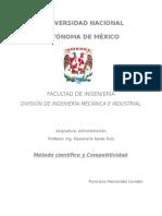 Administracion_Metodo Cientifico y Competitividad_2013!05!01