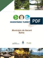 Inventário Turístico de Itacaré Ba