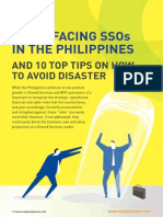 Risks Facing Ssos in the Phils- Disaster Risk Reduction