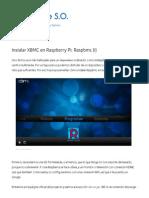 Instalar XBMC en Raspberry Pi_ Raspbmc (I) _ Cambia de S.O