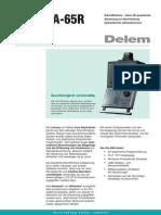 Leaflet Delem DA-65R DU