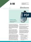 Leaflet Delem DA-56 DU