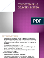 targeted drug delivery systems