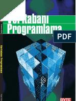 Veritabani Programlama 1 - byte dergisi