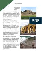 patrimonio cultural de centroamerica