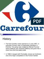 Carrefour Presentation