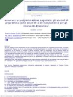 Strumenti di programmazione negoziata_ gli accordi di programma come strumen.pdf