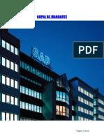 Copia de Mandante - Mundo SAP