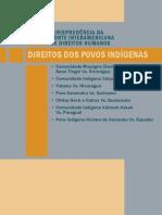 Jurisprudência da CIDH - Direito Dos Povos Indígenas