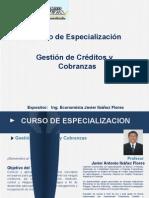 Gestión de Créditos y Cobranzas