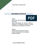 Reforma Politica 0315