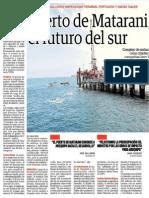 Puerto de Matarani, El Futuro Del Sur