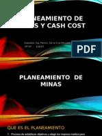 Planeamiento de Minas y El Cash Cost