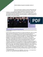 El ataque contra Charlie Hebdo y la guerra mundial contra el terrorismo