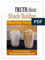 30 Muscle Building Fat Burning Shakes