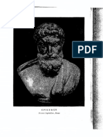 Epicurus - The Extant Remains [Cyril Bailey][Oxford 1926]