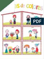 Familias de Colores - Recursos