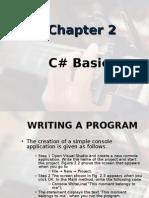 Basic Of C#