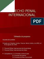 Evoluciòn Del Derecho Penal Internacional - Agresion
