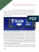 Rapporto SVIMEZ l'Italia Si Sta Mangiando Il Sud e Le Isole Ma Perché Non Ce Ne Andiamo