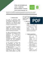 Informe 2 Lodos. Coasxcvbbntenido de Arenas (1)