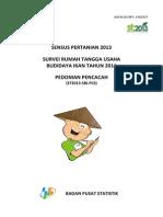 2014 3352 Ped Pedoman Pencacah ST2013-SBI.pcs