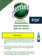 Perrier Case
