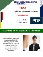 gestosyhbitosquesedebenevitarenelambientelaboral-130801145100-phpapp02