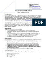 Final_Common Core English 10 Syllabus