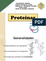 Proteinas Bioquimica y fisiologia Aminoacidos