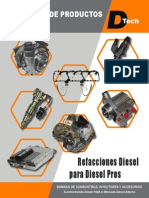 DTech Catalog - Complete Mar 2014 - Spanish