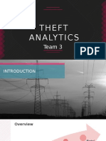 Theft Analysis