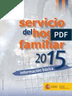 Servicio Hogar 2015