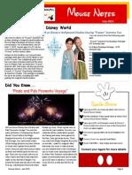 homt newsletter july 2015