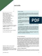 Criterios para Diagnostico de Artritis Reumatoide