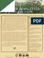 Summer 2015 Newsletter_Frostburg Grows
