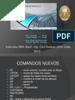 Clase 02 Civil 3D