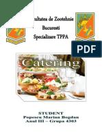Particularitatile cateringului