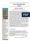 August 2015 Church Newsletter