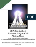 SCPS Graduation Souvenir Program '09 (Web Edition)