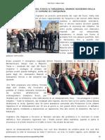 NewTuscia - Notizie e News Articolo Prima Stesura Manifestazione USB 12 MARZO