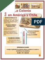 Guias La Colonia Amerca y Chile
