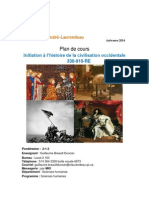 Plan de Cours - Version Longue - A2014