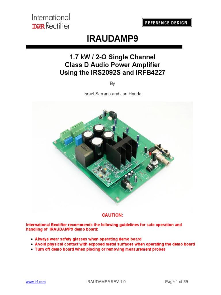 500w Car Audio Amplifier Circuit Diagram 3 Power Supply Stereo 4w 8w With Tda2005