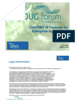 A02_Cool DB2 10 for ZOS Features