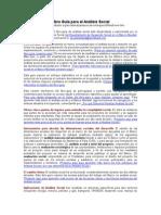 Libro guía de análisis social