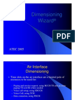 SDCCH Dimensioning Wizard