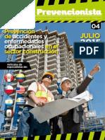 Revista El Prevencionista 4ta Edición Apdr