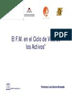 EL  FM Ciclo Vida Activos -  Norma PAS 55